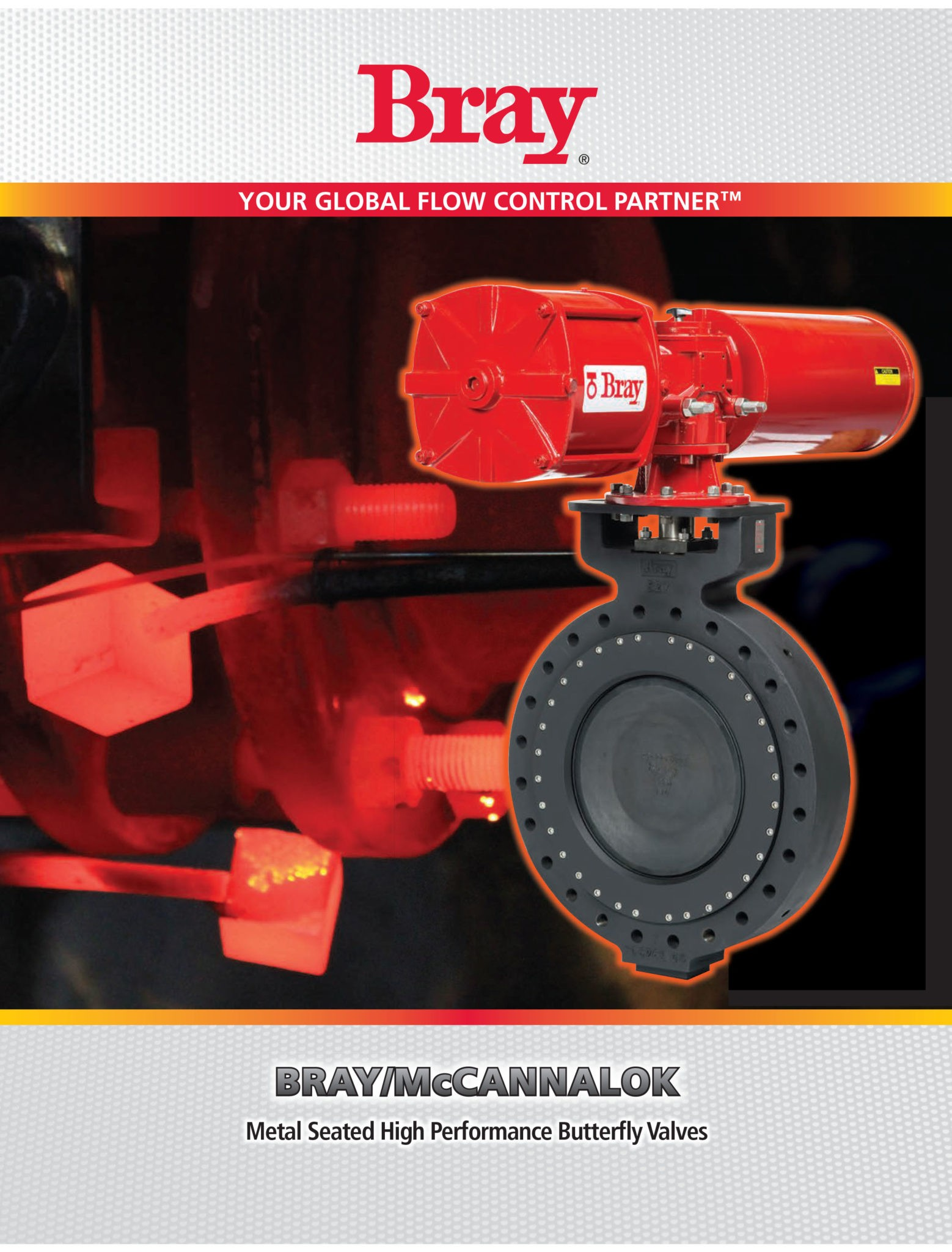 Metal Seated High Performance Butterfly Valves